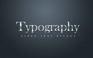 Photoshop Tutorial – How to Make 3D Text (Cinematic Effect)