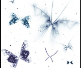 Dream Butterflies PS Brushes