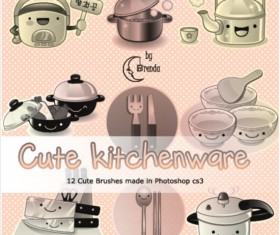 kitchenware PS Brushes