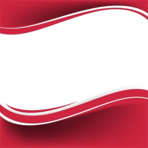 Shiny red wave background Free Vector
